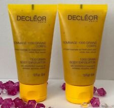 Decleor 1000 Grain Body Exfoliator Polish Scrub 50ml - BN - GENUINE