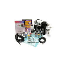 Iwata Deluxe Airbrush Set with Eclipse CS Airbrush and Smart Jet Compressor