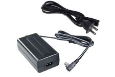 Sony 4K NXCAM camcorder NEX-FS700 3A Power supply ac adapter cord cable charger