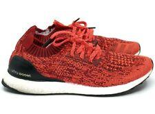 8-13 NEW 2016 Adidas Ultra Boost Uncaged Scarlet//Solar Red  BB3899 Men SZ