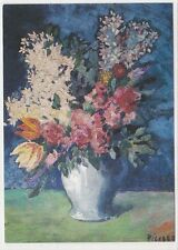 CP ART TABLEAU PABLO PICASSO Blumenstilleben 1901