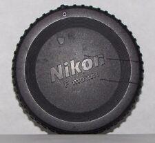 Used Nikon BF-1B F mount body Camera Cap B20656