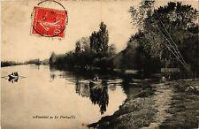 CPA  Vauréal - Le Port  (290706)