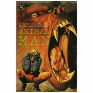 Animal Man (1988 series) Trade Paperback #1 in VF + condition. DC comics [*lc]