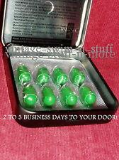 8-6800mg INSTADRIVE MM GREEN HORNET Natural Male Enhancement Libido Volume Pills