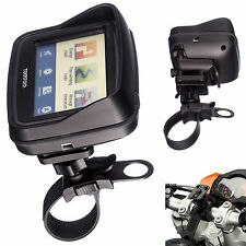 Motorcycle Strap Mount + Adapter for use with Tomtom Rider v5 Active Dock