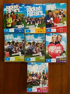 Packed To The Rafters: Season 1 - 6 DVD Region 4 LIKE NEW