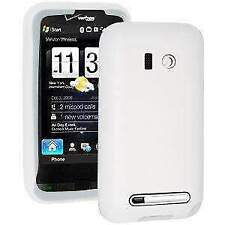 AMZER Silicone Skin Jelly Case for HTC Imagio XV6975 - Lilly White