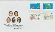 Norfolk Island New Millenium First Day Cover 2000