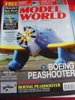 RCMW MODEL AIRCRAFT MAG SEPTEMBER 2016 PIPEDREAM 1.3M FLYING WING PLAN BOEING P