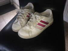 VINTAGE WOMENS KIDS  ADIDAS  TRAINERS UK SIZE 4