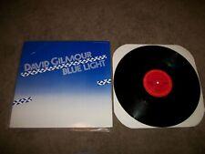 "DAVID GILMOUR  blue light 12"" single PROMO - NM VINYL FRANKFORD/WAYNE MASTER"