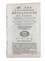 Déclaration des Droits de l'Homme 1793 Toulouse Constitution Bernay Marat Danton
