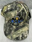 True Timber Camouflage Hunting Outdoor Cap Hat  Eagle Point OR Eagles Football