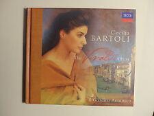 CD Album CECILIA BARTOLI The Vivaldi album Il giardino Armonico 466569 2