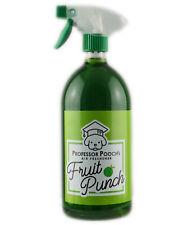 Professor Pooch's Air Freshener - Dog Deoderiser - 1L Bottle - Fruit Punch