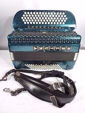BELTUNA fisarmonica Studio IV 96 K 4-chörig B-Grip Top-OFFERTA!!!