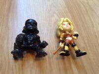 """Thundercats Mini 2.5"""" Action Figures"""