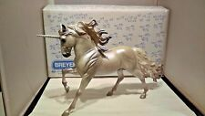 Breyer Traditional - Andalusian Stallion - Unicorn - EUC! - Take a Look!