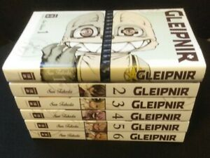Gleipnir Band 1 bis 6 Manga Set (Sun Takeda) deutsch ++