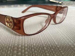Gucci Logo Reading Glasses prescription -4.50