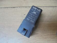 VW VOLKSWAGEN GOLF PLUS 2006 2.0 TDI GLOW PLUG RELAY 03G907282A ,0522120505