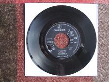 "THE ANIMALS - I'M CRYING - 7"" 45 rpm vinyl record"