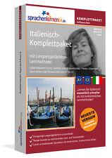 ITALIENISCH lernen von A bis Z Sprachkurs-Komplett-DVD
