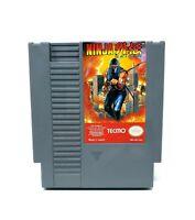 Ninja Gaiden (Nintendo Entertainment System, 1989) NES Authentic Tested