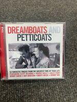 Various Artists : Dreamboats and Petticoats CD (2007)