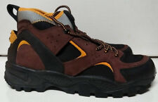 Vintage ACG Nike Air Mowabb Size 10.5 Black Shock Orange Team Brown 305306-081