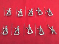 WARGAMES FOUNDRY ? NAPOLEONIC 28mm CHEVAUX LEGER CAVALRY WITH LANCE X 10 NEW