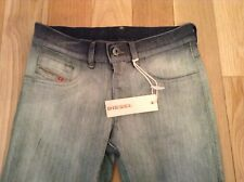 BNWT 100% auth Diesel Green Stonewashed Jeans. 25 RRP £180