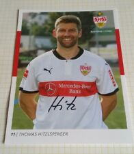 Thomas Hitzlsperger (VfB Stuttgart 2017/2018) Bayern München Hoffenheim DfB rar