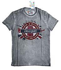 T-Shirt    DESIGUAL  LONDON METRO    Taille M
