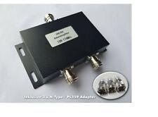 AIS Antennensplitter für AIS Transponder + UKW Seefunk an 1 Antenne + 3 Adapter