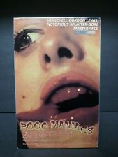 H.G. Lewis 2000 Maniacs Comet Video Big Box VHS Great Condition Horror OOP