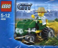 LEGO CITY Bauer mit Traktor 4899 (Klassiker)