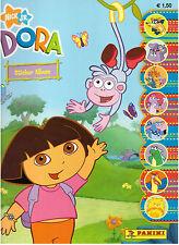 Dora/en blanco sticker álbum/Panini/Nuevo