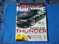 STREET MACHINE MAGAZINE - MARCH 2002