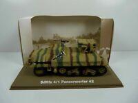 BL13H atlas IXO 1/43 Blindés WW2 : Panzerwerfer 42 SdKfz 4/1 semi-chenillé