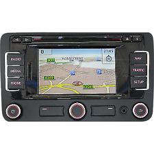 VW Sedile Skoda RNS 315 2018 Aggiornamento Mappe SD Card V10 Europa Occidentale Non Per UK NUOVO