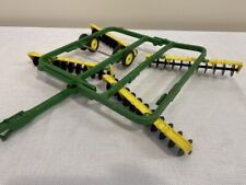 Ertl John Deere Disc attachment for toy tractors