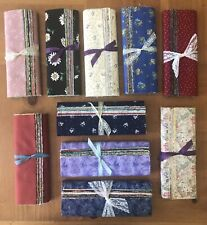 "Scrappy Grab Bag-10"" Layer Cake Pack-24+Assorted Quilt Fabric Squares-No Repeats"