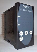 SCHNEIDER ELECTRIC TEMPERATURE CONTROLLER 96X48