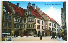 Postkarte Ansichtskarte, München, Hofbräuhaus, Buntdruck (41)