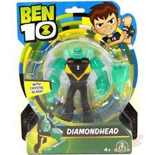 Ben 10 Action Figures - Diamondhead UK Stock BEN00610 4 Years+ NEW