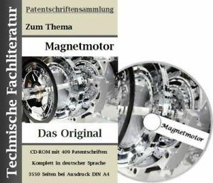 Magnetmotor, Permanentmagnet, Ratgeber-Technik, Selbstbau CD-Rom 3500 Seiten