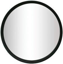 """8"""" Round Indoor Traffic Safety Security Convex Mirror Shop Blind Spot L Bracket"""