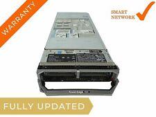 Dell PowerEdge M630 2x E5-2620 v4 48GB Memory 2x 4TB HDD